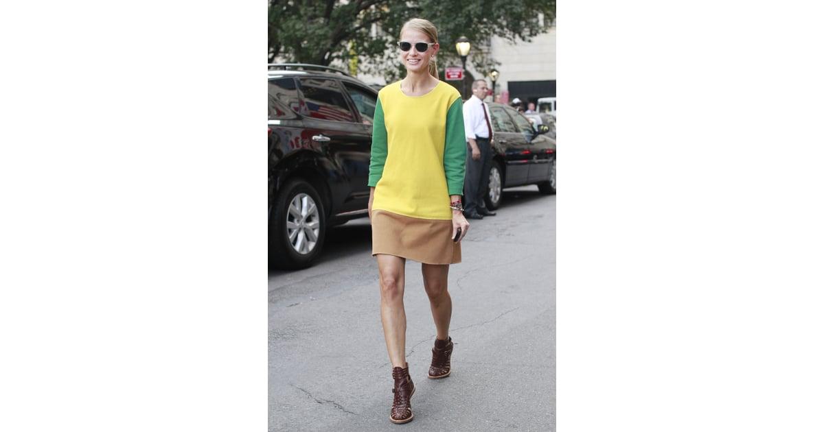 Spring 2012 New York Fashion Week Street Style Day 6 Popsugar Fashion