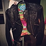 We scouted this L'Amour Nanette Lepore jacket — the price? $50.