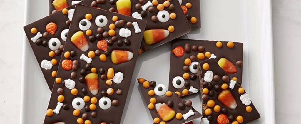 Your Halloween Candy Stash Isn't Complete Without Williams Sonoma's Spooky Bark