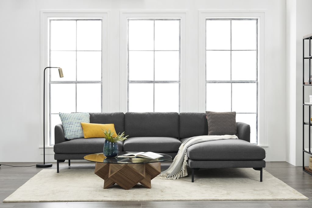 Castlery Pebble Chaise Sectional Sofa