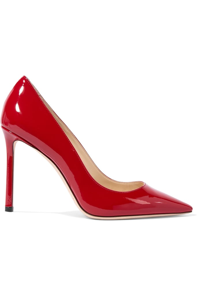 Jimmy Choo Red Pump