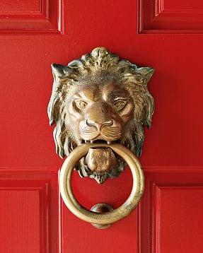 Do You Have a Door Knocker?