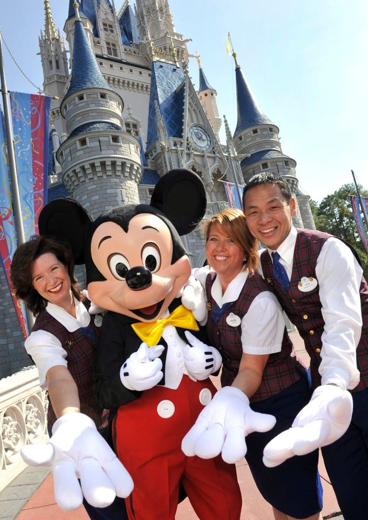 Beginner's Guide to Walt Disney World