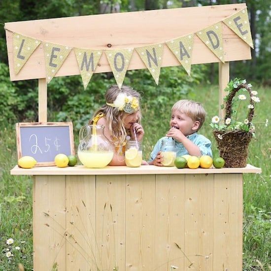Lemonade Recipes For Kids