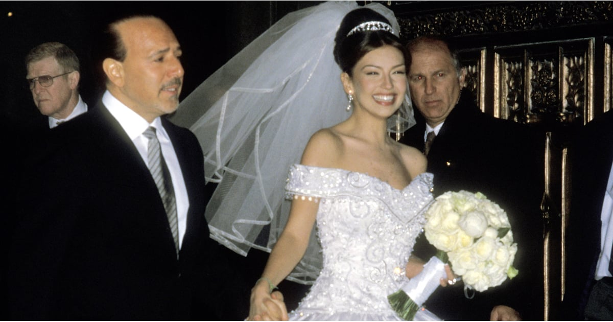Thalia tommy mottola wedding
