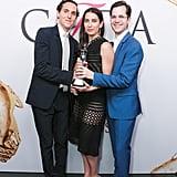 Swarovski Award For Menswear: Orley