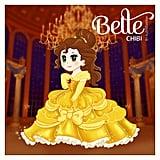 Disney Belle Chibi