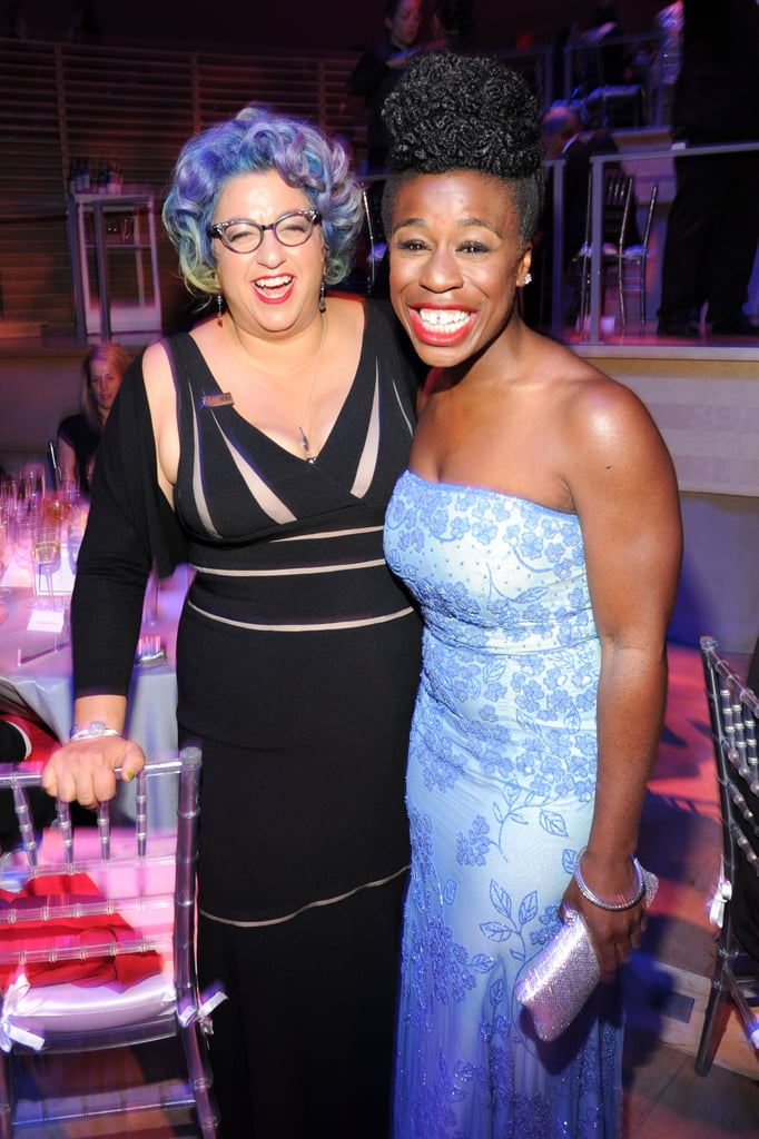 Orange Is the New Black creator Jenji Kohan joked with Uzo Aduba.