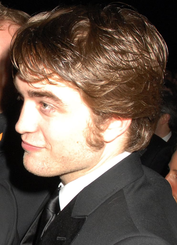 Photos of Robert Pattinson and Kristen Stewart Together Leaving the BAFTA Awards 2010