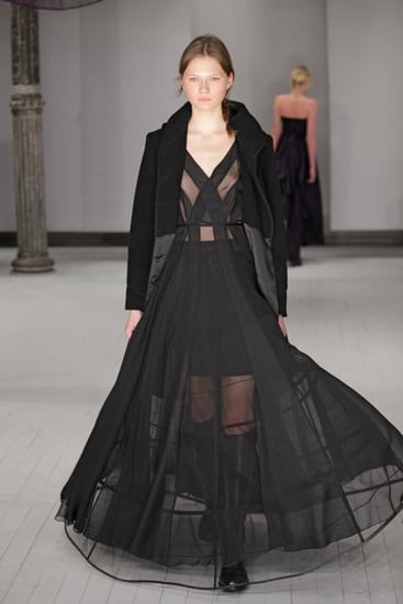 New York Fashion Week: Morgane Le Fay Fall 2009