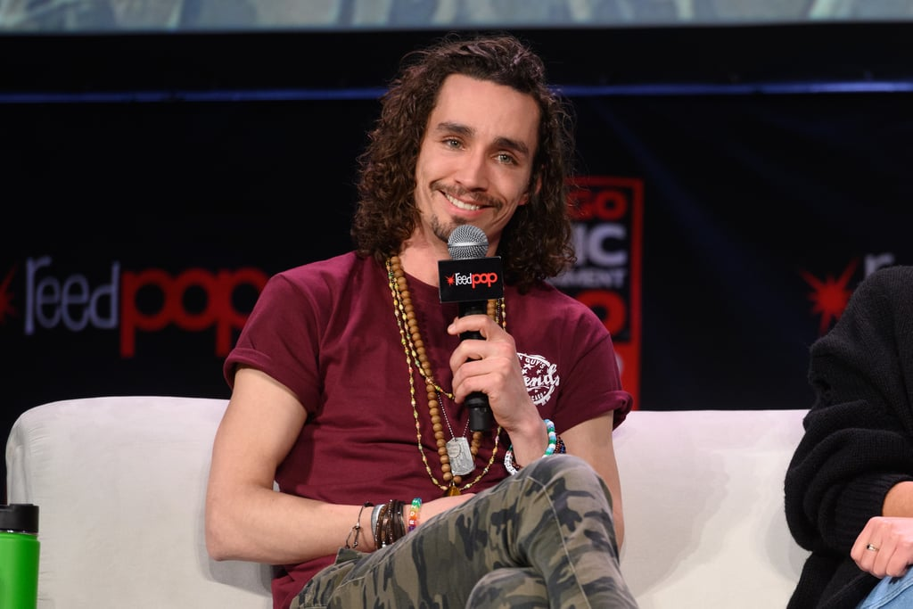 Watch Robert Sheehan's Funniest Interviews | Videos