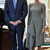 The Gray Roland Mouret Dress