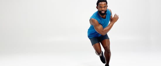 15-Minute Bodyweight Workout With Gideon Akande