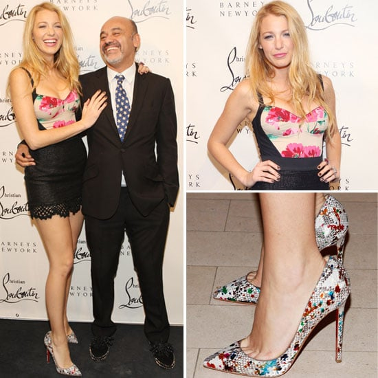 We Talk to Christian Louboutin About Future Collaborations, Blake Lively, and More