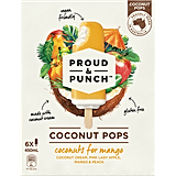 Proud & Punch Coconuts For Mango Coconut Pops
