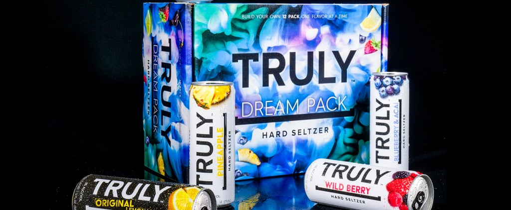 Truly's Dream Hard Seltzer Packs Are Completely Customizable
