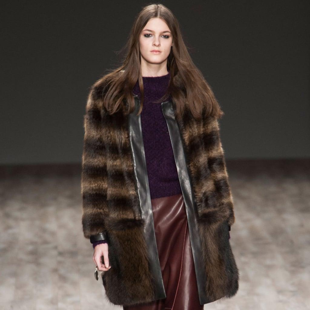 Fashion week Stuart jill fall runway for girls