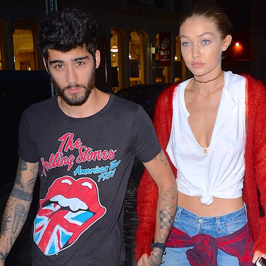Gigi Hadid and Zayn Malik in NYC September 2016 | Pictures