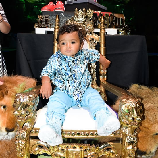 Cute Pictures of Asahd Tuck Khaled