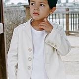 Linen Short Suit