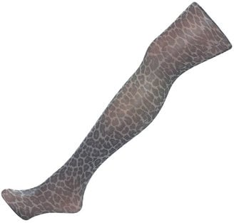 Leopard Print Tights for Autumn 2009
