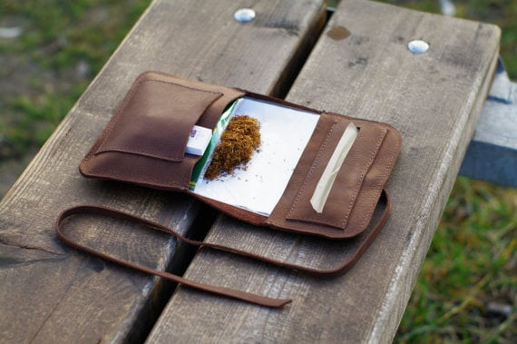 Elf Bread Tobacco Pouch