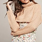 Forever 21 Sweater Knit Crop Top