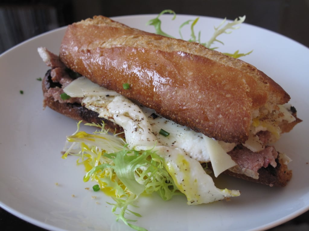 Photo Gallery: Bistro Egg Sandwiches