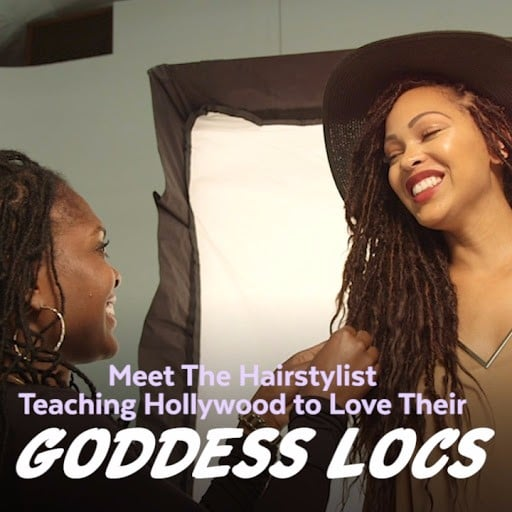 Dr. Kari's Goddess Locs