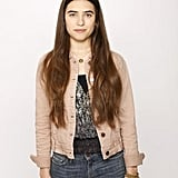 Clara Mamet on The Neighbors. Photo copyright 2012 ABC, Inc.