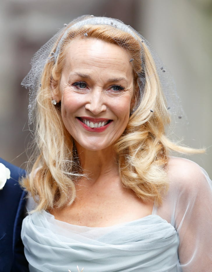 Kate Middleton Wedding Dress Style Jerry Hall's Wed...