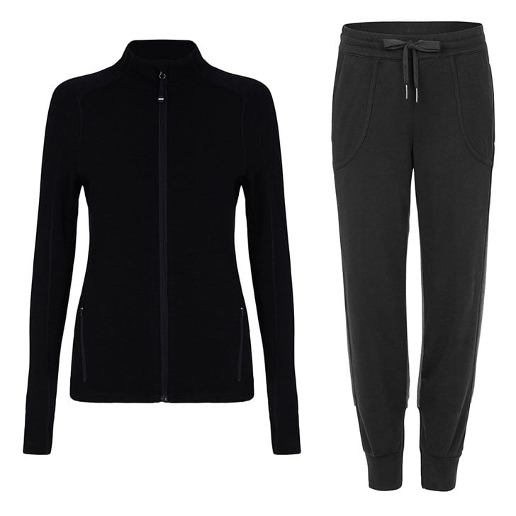 The Best All Black Winter Workout Wear & Gym Clothes ...