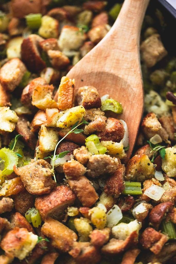 Vegetarian italian stuffing italian thanksgiving recipes vegetarian italian stuffing forumfinder Image collections