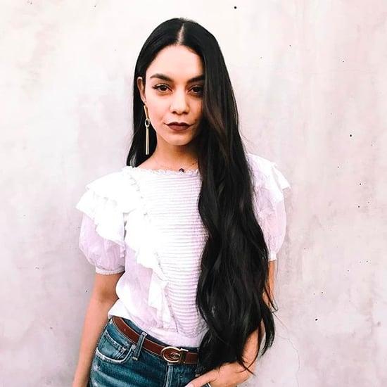Vanessa Hudgens Hair Extensions 2017