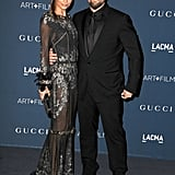Nicole and Joel made a hot red-carpet couple at the LACMA Art + Film Gala in November 2013.