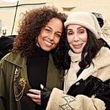 Pictured: Alicia Keys and Cher