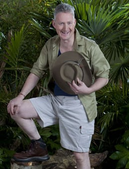 Lembit Opik is the Second Celeb to Leave the I'm A Celebrity Get Me Out Of Here Jungle