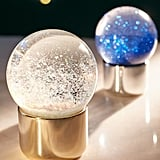 Urban Outfitters Iridescent Snow Globe