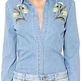 Stella McCartney Cotton Denim Shirt