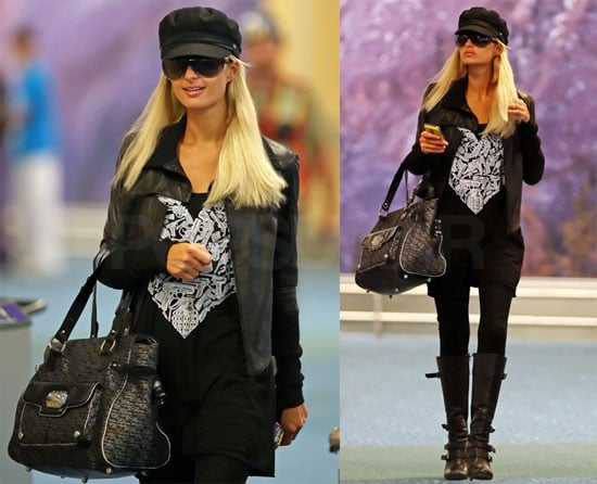 Photos of Paris Hilton in Vancouver