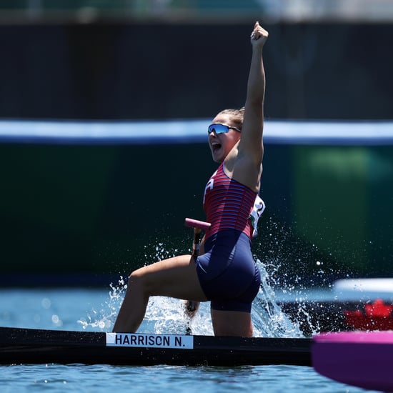 Nevin Harrison: First Woman to Win Gold in 200M Canoe Sprint