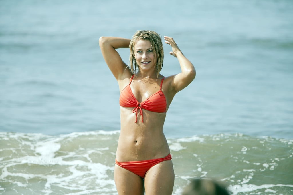 Julianne Hough has a rockin' body that just won't quit. Aside from flaunting her killer abs whenever she hits the gym, the Dancing With the Stars judge has been known to show off her gorgeous figure from time to time in movies like Safe Haven and Rock of Ages. Not to mention all of her tropical getaways with BFF Nina Dobrev. See some of her best bikini moments!      Related:                                                                                                           25 Times You Wished You Were Friends With Nina Dobrev and Julianne Hough
