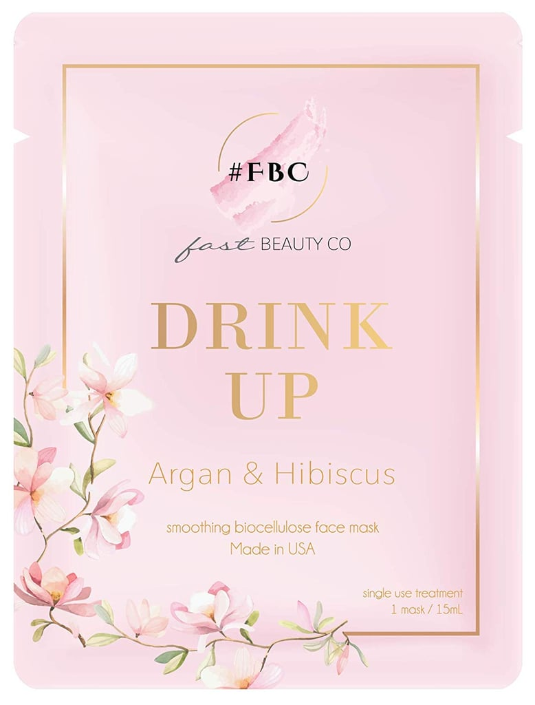 Fast Beauty Co. Smoothing Biocellulose Face Mask