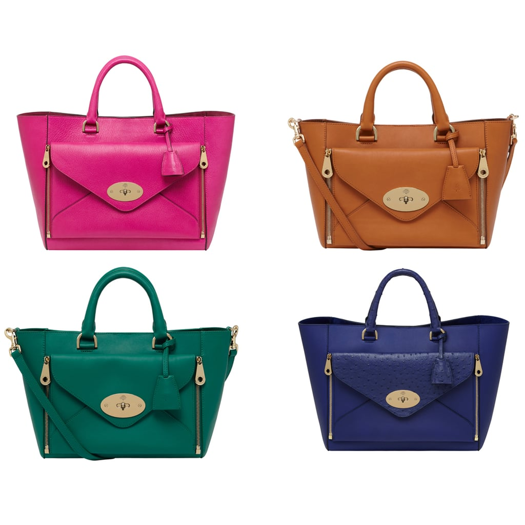 New Mulberry Willow Bag Colours Have Arrived For Autumn