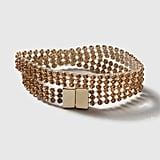 Topshop Rhinestone Wrap Bracelet ($18)