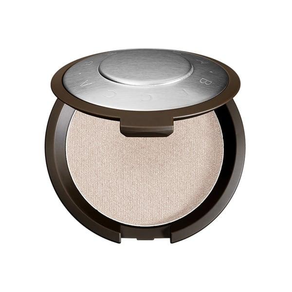 Becca Vanilla Quartz Shimmering Skin Perfector Pressed Highlighter Mini