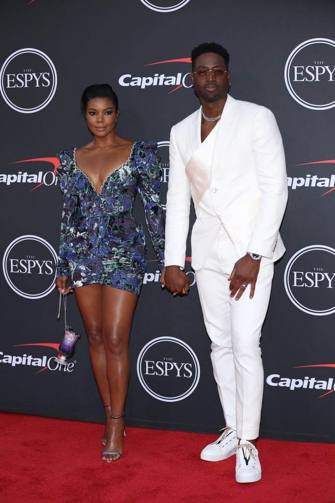 Gabrielle Union's Judith Leiber Cocktail Clutch ESPYs 2019