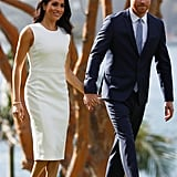 Prince Harry Meghan Markle Wedding Anniversary Message 2019