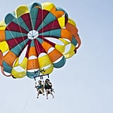 Go Parasailing in Boracay, Philippines