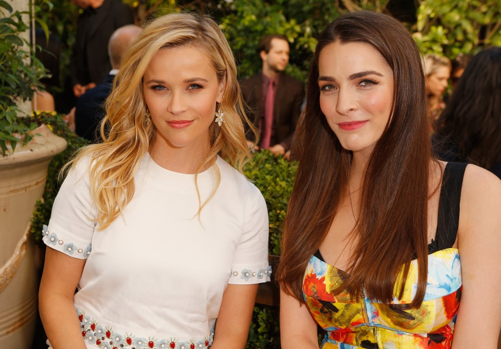 Reese Witherspoon and Bee Shaffer